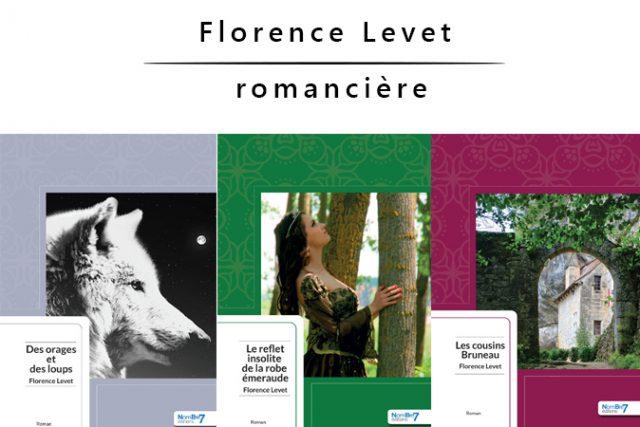florence levet édition nombre7 auteure