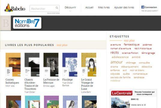 livres Babelio