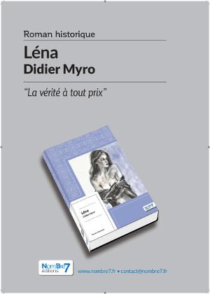 Léna Didier Myro Nombre7