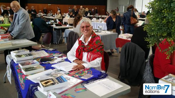 Salon du livre de Laudun l'Ardoise 2018