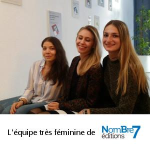 équipe Nombre7 Éditions