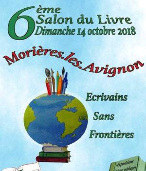 Salon du livre de Morières