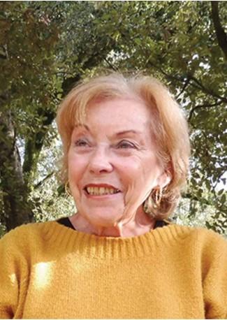 Anne-Marie Perrau à la comédie du livre de Montpellier