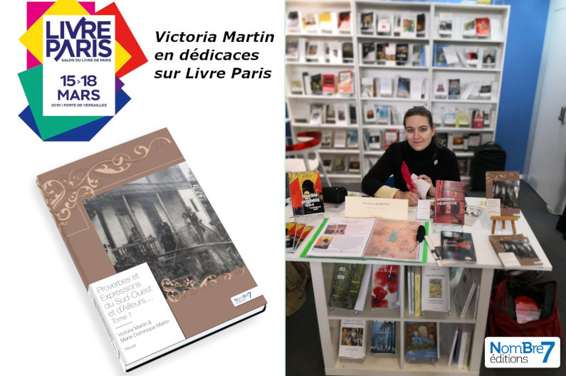 Livre Paris - Nombre7