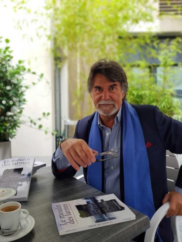 Francis Angeletti - auteur Nombre7 Éditions