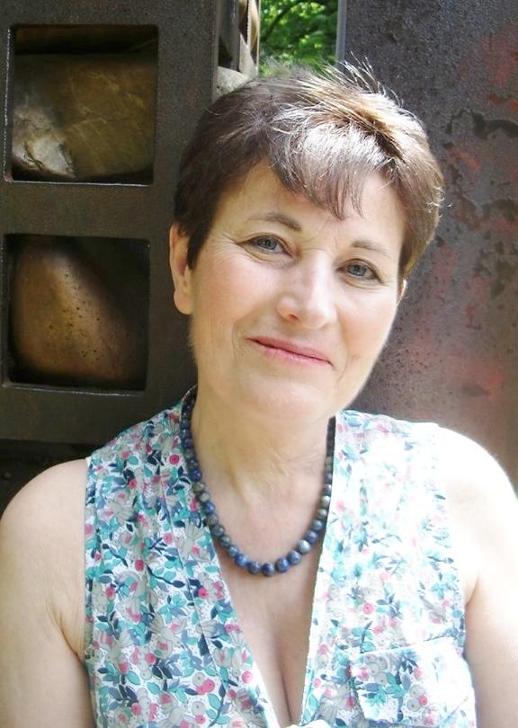 Elisabeth Lafont - Auteure Nombre7 éditions