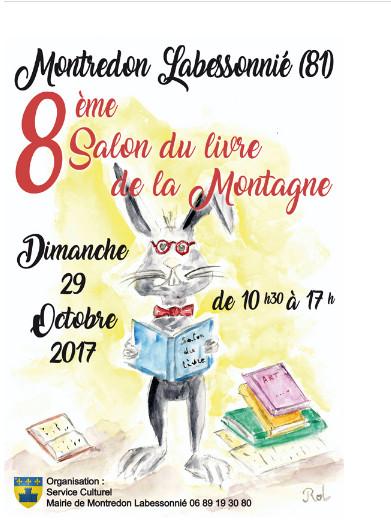 Salon du livre Montredon