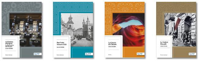 Annie Szuba - Romans historiques - Nombre7 Editions