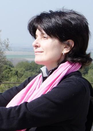 Brigitte Prados à la comédie du livre de Montpellier