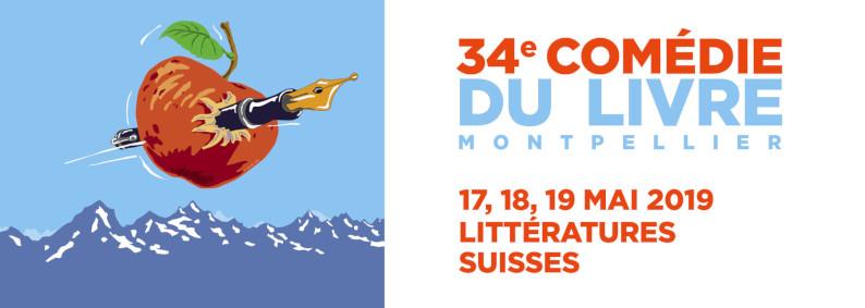 Comédie du Livre Montpellier
