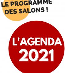 Agenda salons Nombre7